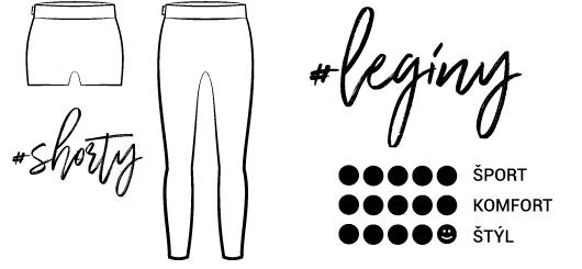 8d99f1bb06c Abraka - legíny a šortky